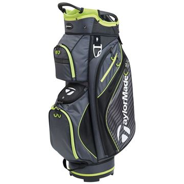 Taylormade Pro Cart 6.0 Golf Bag - Charcoal/Black/Green, Golf Bags