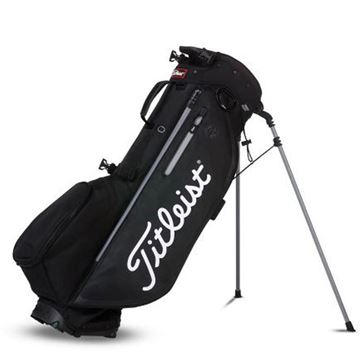 Titleist Players 4 Plus Carry Bag - Black, golf bags
