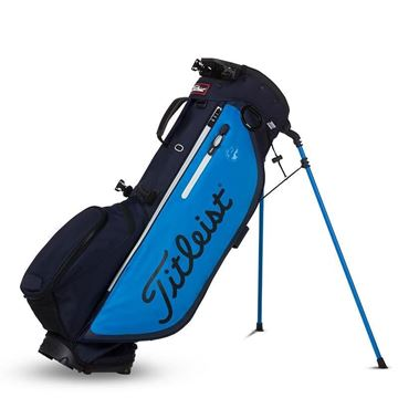 Titleist Players 4 Plus Carry Bag - Blue, golf bags