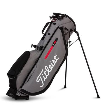 Titleist Player 4 Carry Bag - Sleet/Black, golf bags