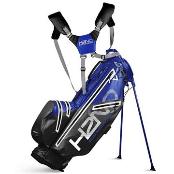 Sun Mountain H2NO Lite Stand Bag - Blue/Black, Golf Bags
