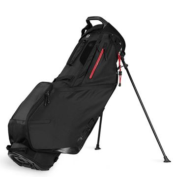 Ogio Shadow Fuse Stand Bag - Black, golf bags