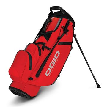 Ogio Aquatech 514 Stand Bag - Red, golf bags