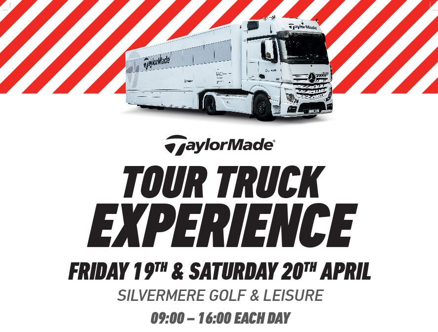 Taylormade Tour Truck Weekend at Silvermere