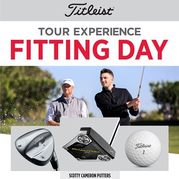 Titleist Custom Fitting Day - Putters