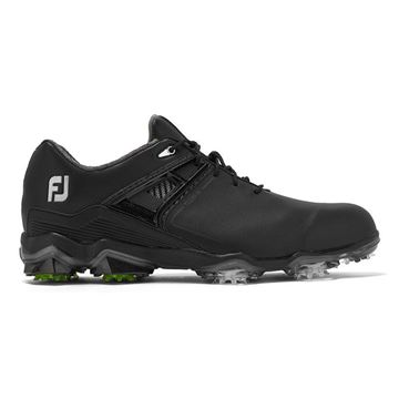 Footjoy Tour X Golf Shoes - Black 55405, Golf Shoes Mens