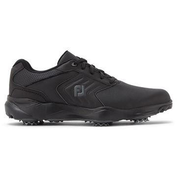 Footjoy eComfort Golf Shoes - Black - 57713, Golf Shoes Mens