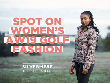 Spot On Women's AW19 Golf Fasion