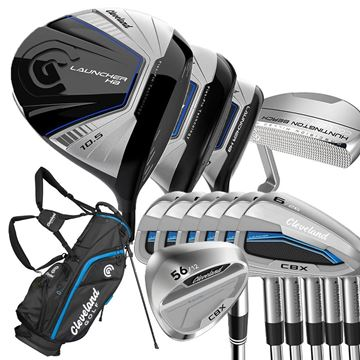 Cleveland Launcher Package Set, Golf Clubs Sets