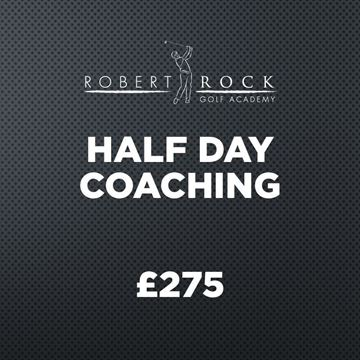 Robert Rock Academy Half Days Coaching, Golf Lessons Silvermere Golf Course, Surrey