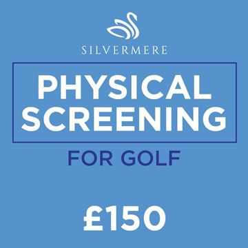 Physical Screening For Golf Level One
