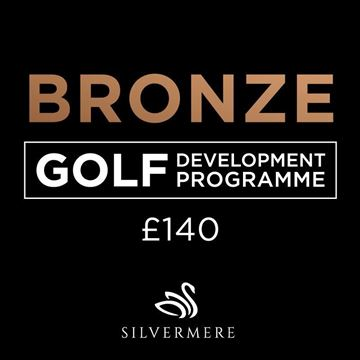 Bronze Golf Development Programme Voucher, Golf Lessons Silvermere Golf Course, Surrey