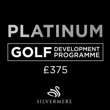 Platinum Golf Development Programme Voucher, Golf Lessons Silvermere Golf Course, Surrey