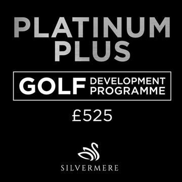 Platinum Plus Golf Development Programme Voucher, Golf Lessons Silvermere Golf Course, Surrey