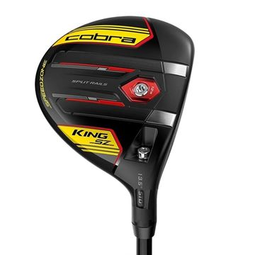 Cobra King SZ Big Tour Yellow Fairway