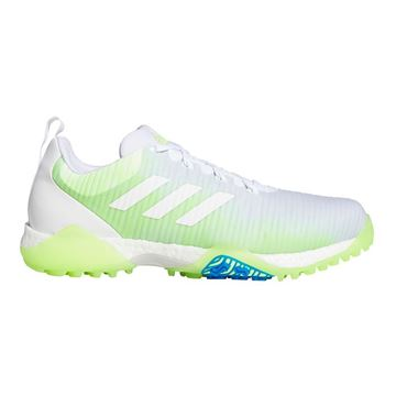 Adidas Code Chaos Golf Shoes - White - EE9101, Golf Shoes Mens