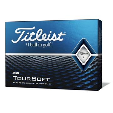 Titleist Tour Soft Golf ball White