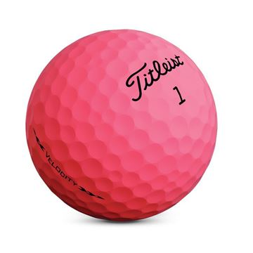 Titleist Velocity Pink Golf Ball
