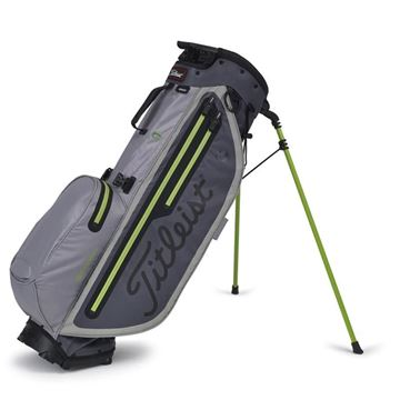 Titleist Players 4 Plus StaDry Carry Bag - Charcoal/Grey