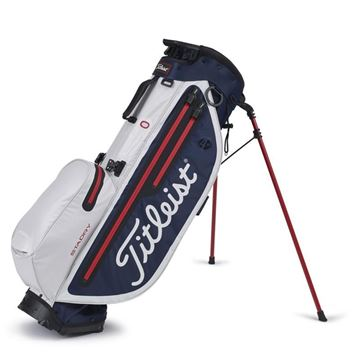 Titleist Players 4 Plus StaDry Carry Bag - Navy/White