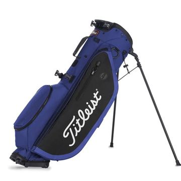 Titleist Players 4 Golf Bags - Royal/Black
