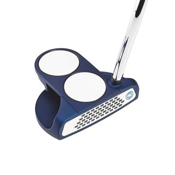 Odyssey Ladies Stroke Lab Black 2 Ball Putters, Golf Clubs Putters