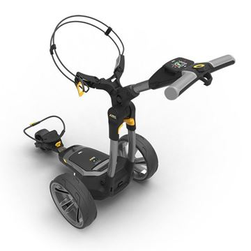 PowaKaddy CT6 EBS Trolley, Golf Electric Trolleys