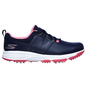 Skechers Finesse Girls Golf Shoes - 81720 NVPK, Golf Shoes