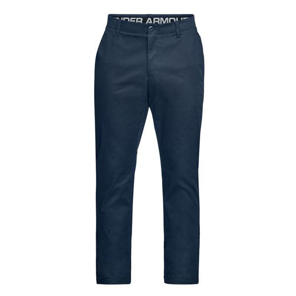 Under Armour Showdown Chino Taper Trousers - Navy, Golf Clothing