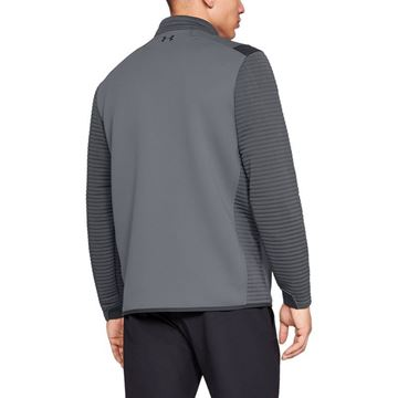 Under Armour Storm Daytona Half Zip - Zinc, Golf Clothing