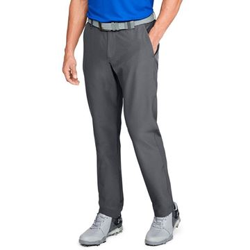 Under Armour ColdGear Showdown Tapered Trousers - Gray, Golf Clothing
