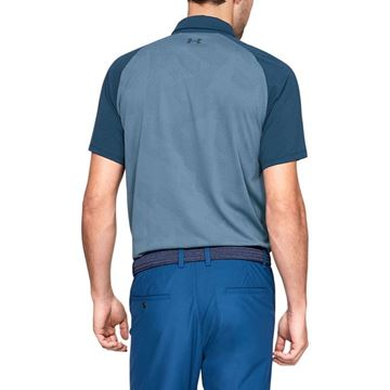 Under Armour Vanish Champion Polo - Blue, Golf clothing