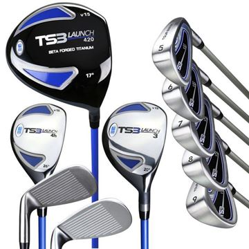 "US Kids Tour Series 51"", Junior golf clubs"