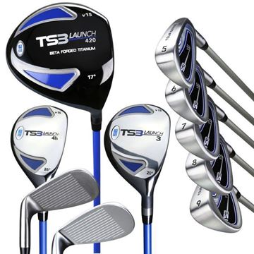 "US Kids Tour Series 54"", Junior golf clubs"