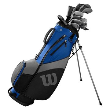 Wilson 1200 TPX Steel Package Set