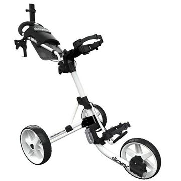 Clicgear 4.0 Golf Push Trolley, Golf trolleys