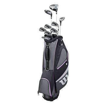 Wilson X31 Ladies Graphite Package Set, Golf clubs ladies package set