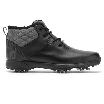 FootJoy Ladies Winter Boot Black, Ladies Golf Shoes