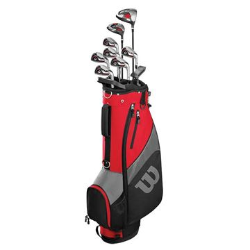 Wilson Profile SGI Complete Package Set, Mens golf package sets