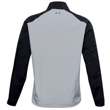 Under Armour Storm Rain Jacket - Grey 1342717, Golf Clothing waterproofs