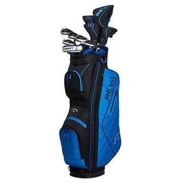 Callaway REVA Ladies 11 Piece Package set BLUE, Ladies golf sets