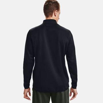 Under Armour Fleece 1/4 Zip - Black