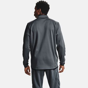 Under Armour Fleece 1/4 Zip - Pitch Gray