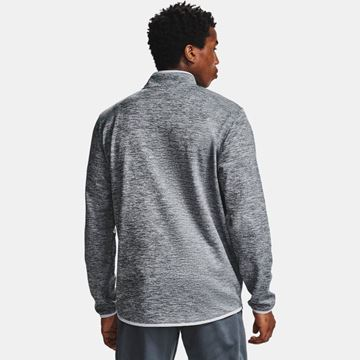 Under Armour Fleece 1/4 Zip - Halo Gray