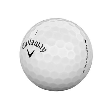 Callaway Supersoft 12 Golf Balls, Golf Balls