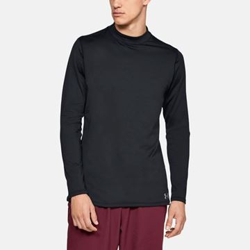 Under CG Armour MK Fit - Black/Steel, Golf Clothing Baselayers