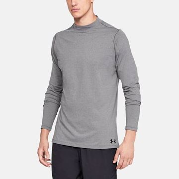 Under CG Armour MK Fit - Charcoal/Black, Golf Clothing Baselayers