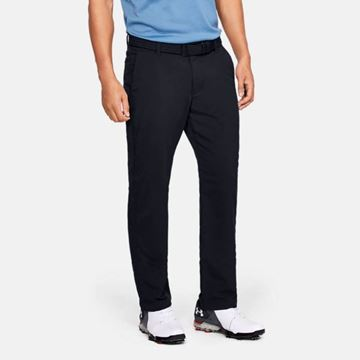 Under Armour Performance Taper Trouser - Black, Golf Clothing Trousers
