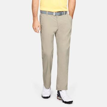 Under Armour Performance Taper Trouser - Khaki, Golf Clothing Trousers