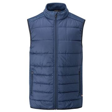 Ping Dover Vest - Blue, Golf Clothing Jackets
